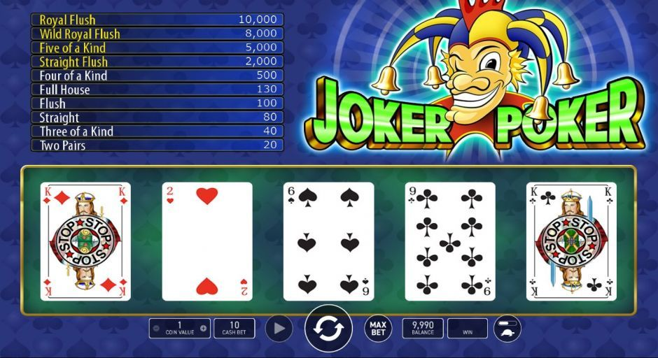 How to win at video poker every time