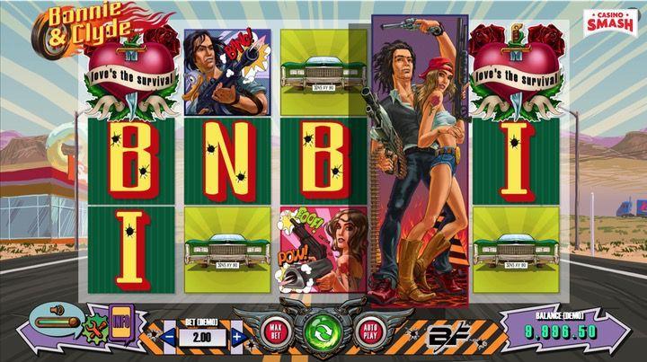 Spiele Bonnie & Clyde - Video Slots Online