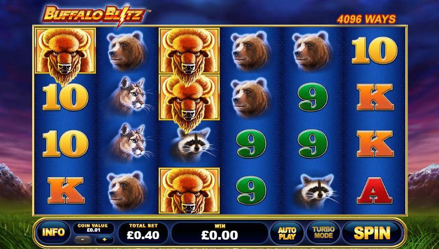 Spiele Buffalo Blitz - Video Slots Online