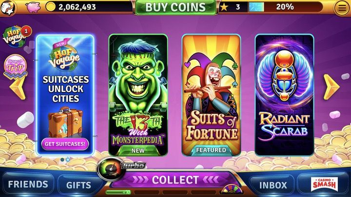House Of Fun 100 Free Spins