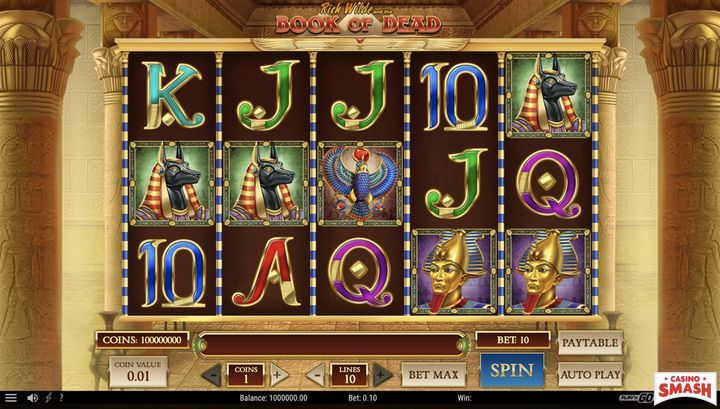 Free buffalo slot games