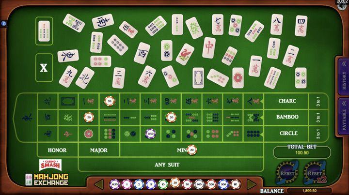 Mahjong Exchange