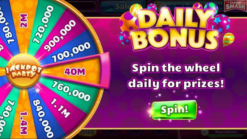 Promo Codes For Jackpot Slots