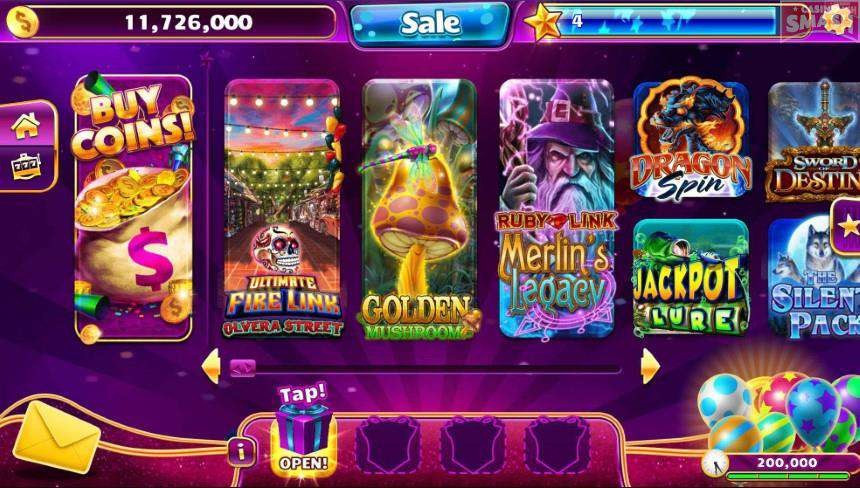 Jackpot Party Casino Slots On Facebook