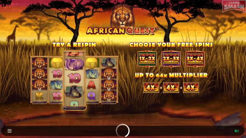african quest slot