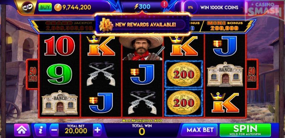 Lightning Link Social Casino Thumbs Up