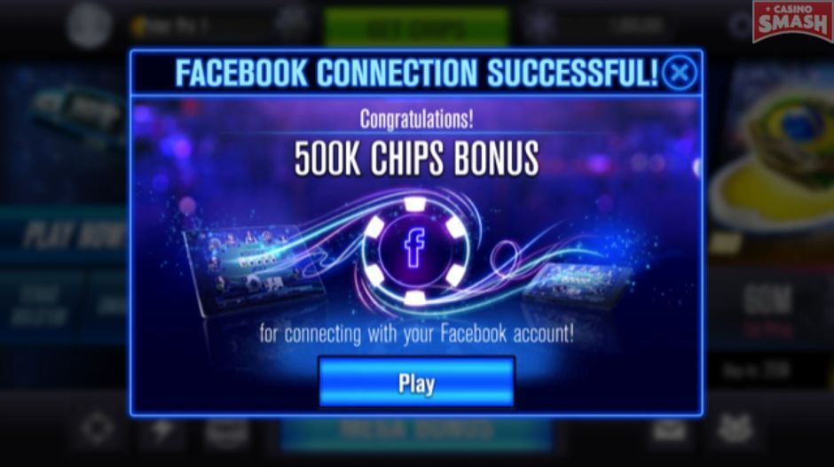 World series of poker online, free chips