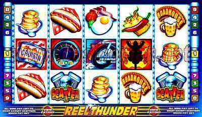 Reel thunder mobile slot
