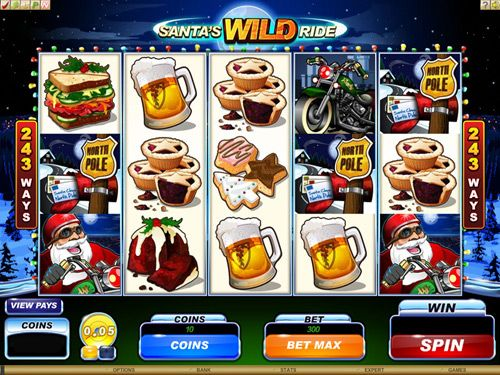 microgaming december events
