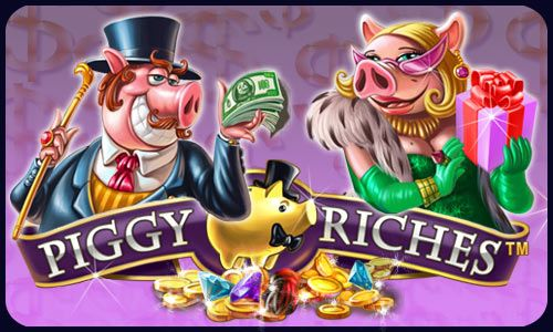 Piggy Riches NetEnt Online Slot for Real Money - Rizk Casino