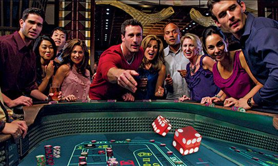 How To Bet Craps At The Casino