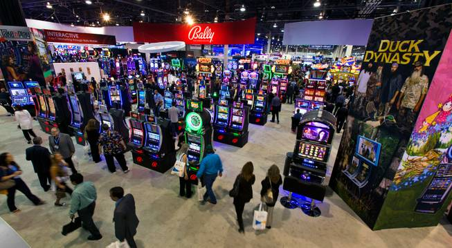 Nevada Opens to Video-Game Style Gambling