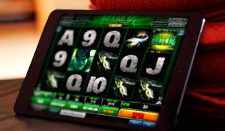 iPad Slots 2016