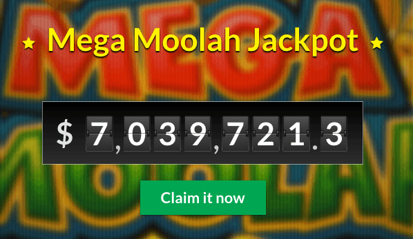 mega moolah spielen