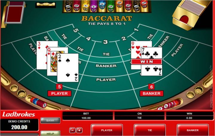Baccarat winning strategy free slots five reel flaming crates