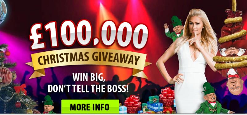 BGO Christmas Giveaway