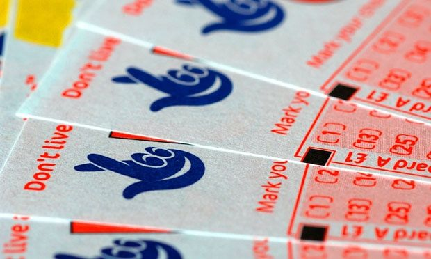 UK National Lottery Record Jackpot