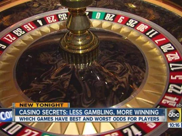 casino games best odds