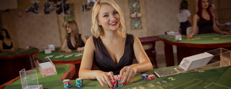 How to play live casino games online