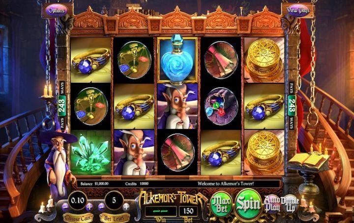 casino slot tournament strategy