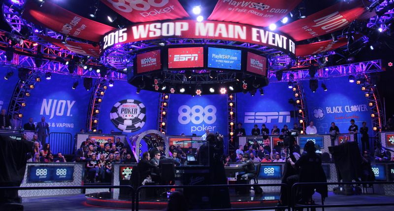 wsop 2016 what it takes to get to the final table. Black Bedroom Furniture Sets. Home Design Ideas