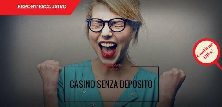 Casino bonus senza deposito lista