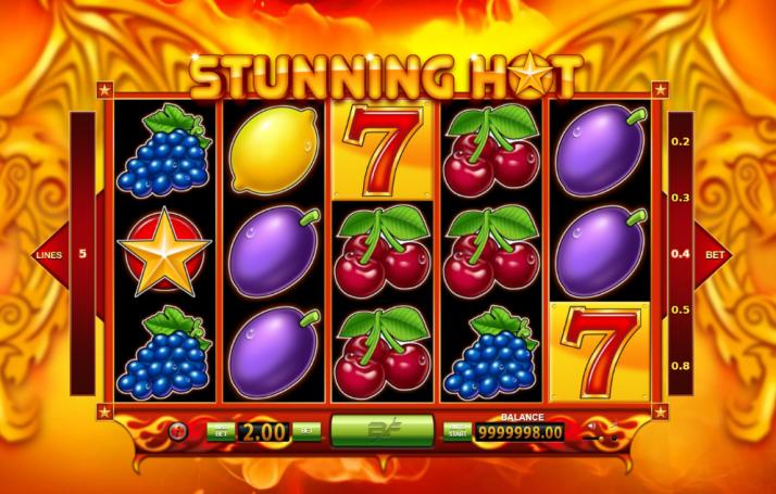 Energy Casino's Game of the Week: Stunning Hot!