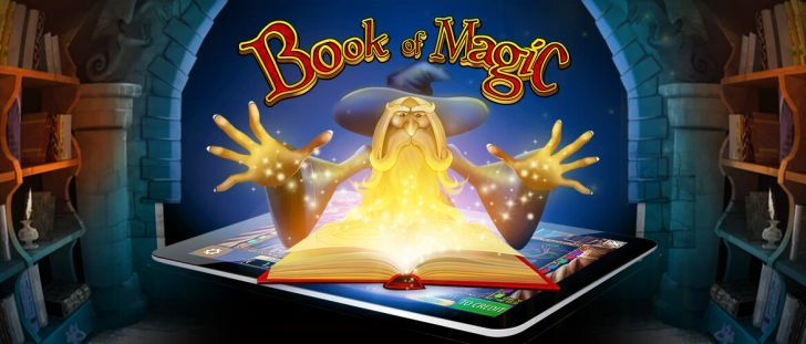 Energy Casino's New Game of the Week: Book of Magic