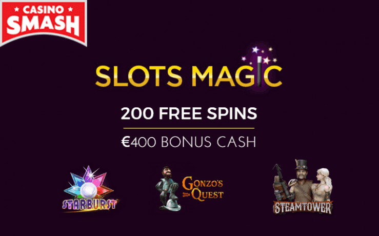 SlotsMagic Continues to Enchant Players with 200 FREE SPINS