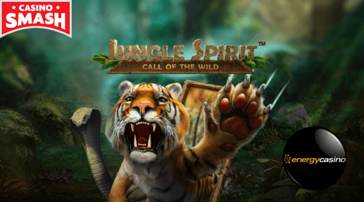 Get Tons of Free Spins as Jungle Fever Hits Energy Casino!