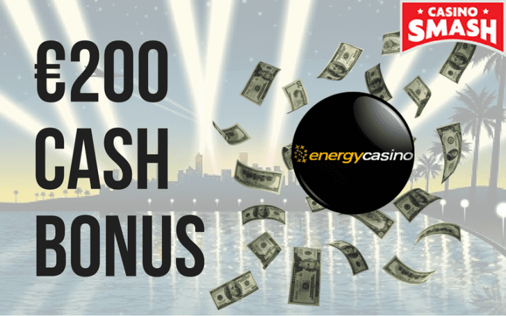 Collect €200 in Bonus Cash Instantly!
