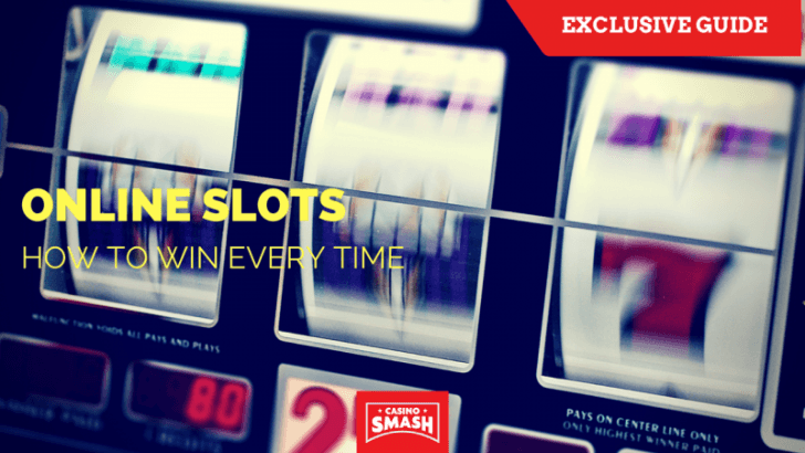 Online Slots Strategie