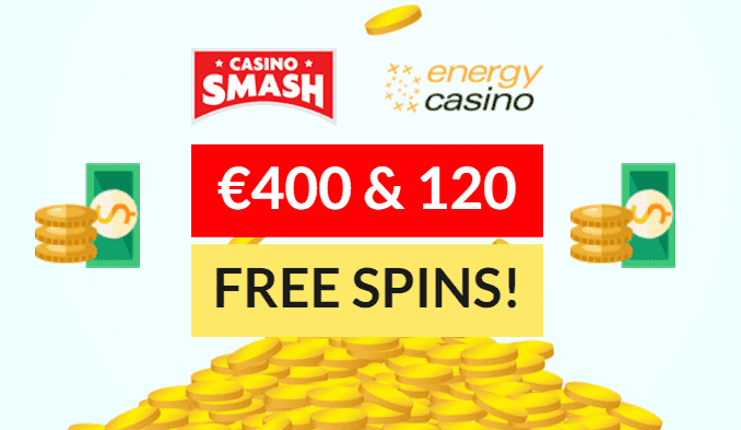 Hurry and Get Your €400 + 120 Free Spins Today!