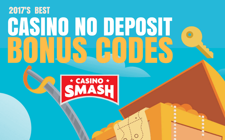 No Deposit Bonuses for Online Casino & Best Free Bonus Codes