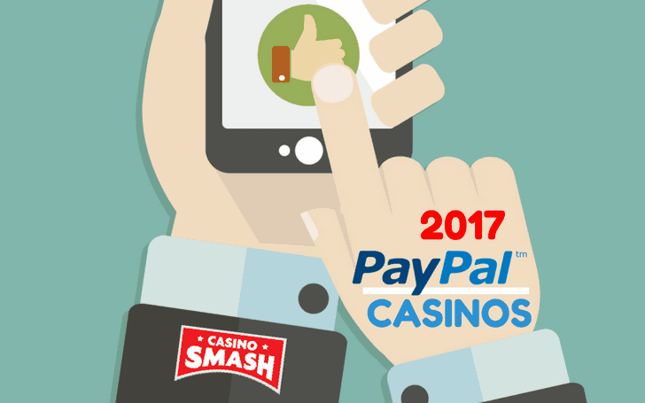 paypal online casino payment methods