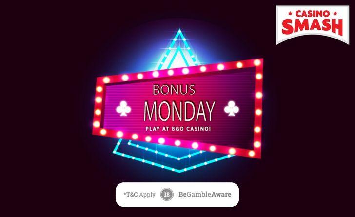BGO Bonus Monday