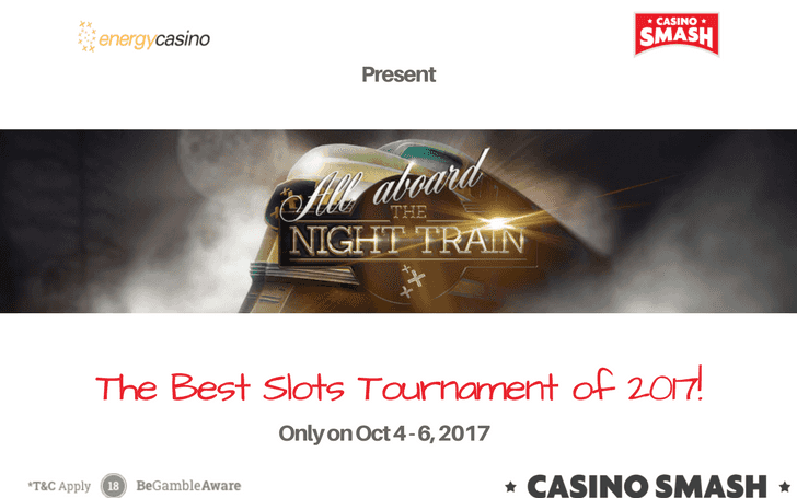 Energy Casino Slots Tournament