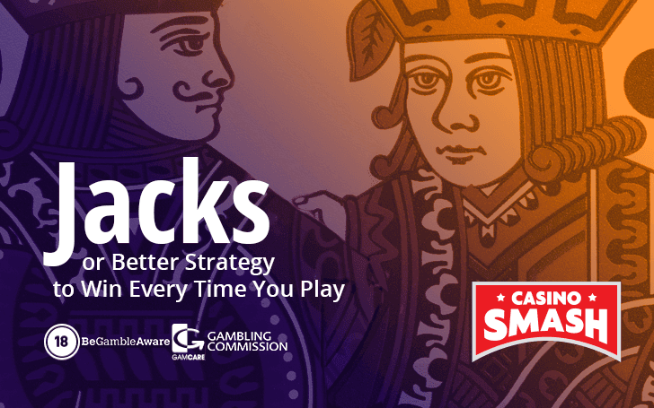Jacks or Better Strategy