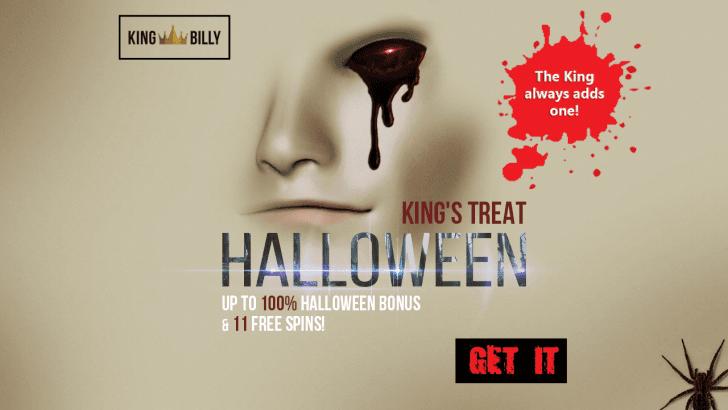 King Billy Halloween Promo
