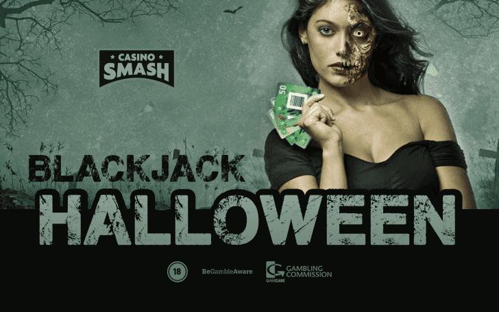 Unibet Blackjack Halloween