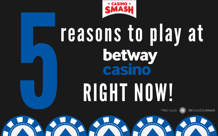 Betway casino play