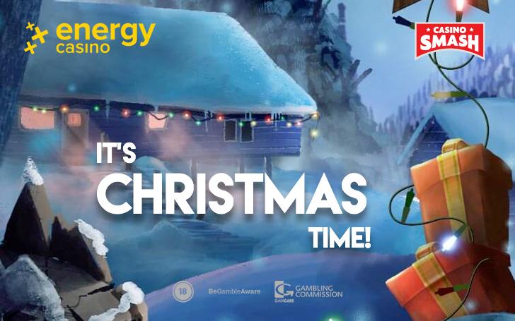 EnergyCasino Christmas Calendar