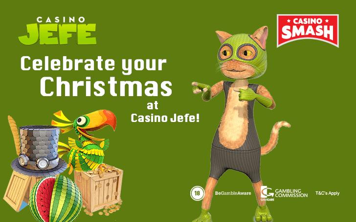 Casino Jefe Christmas Bonus