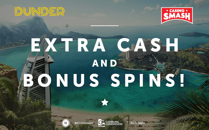dunder casino 200 free spins