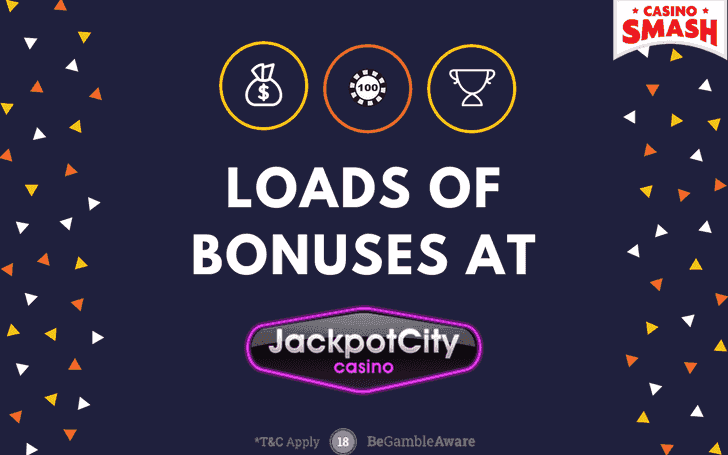 Jackpot City Free Coins