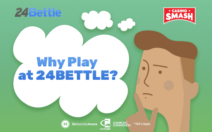 24Bettle Casino: Is it good or not