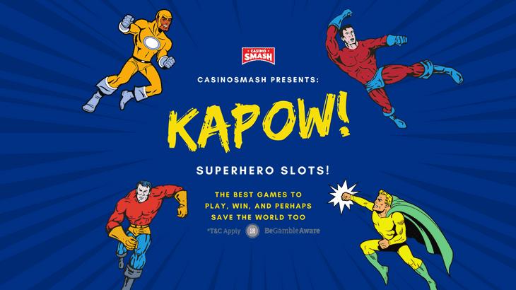 Superhero Slots