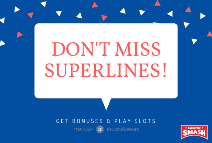 Superlines Bonus April