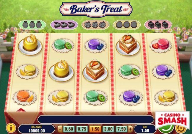 Baker's Treat Slots