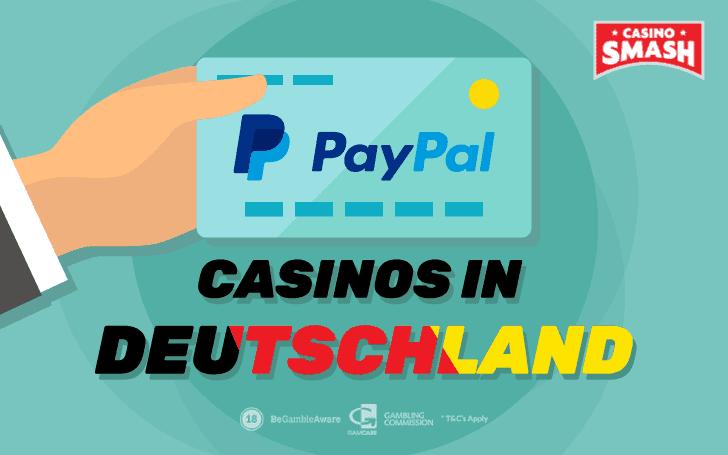 Online Casino Paypal Deutschland